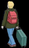 Illustration für Urlaub