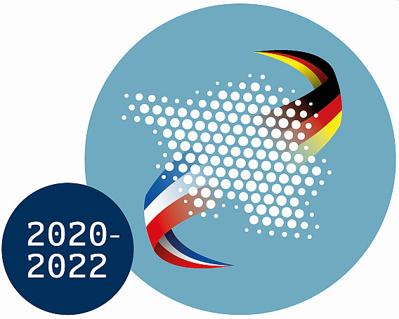 Logo Frankreichstrategie 2020-2022