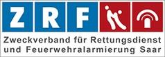 Das Logo des Zweckverband für Rettungsdienst und Feuerwehralarmierung Saar