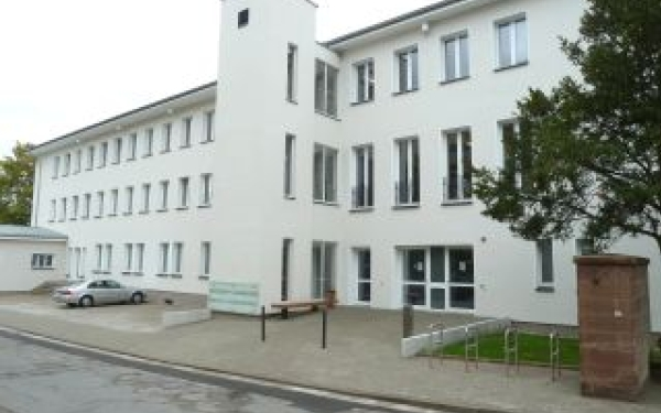 Gebäude des Heidenkopferdells I, Bertha-von-Suttner-Straße 2, Saarbrücken