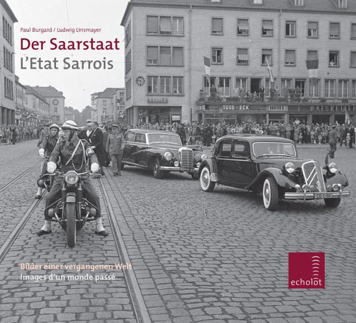2. Buch der Echolot-Reihe: Der Saarstaat