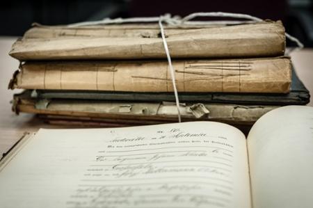 Unterlagen zur Familienforschung