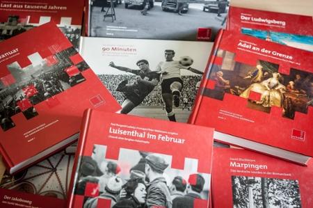 Publikationen des Landesarchivs