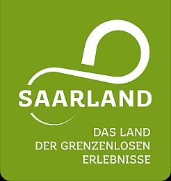 Logo der Tourismus Zentrale Saarland GmbH