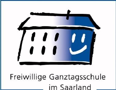 Logo Freiwillige Ganztagsschule im Saarland