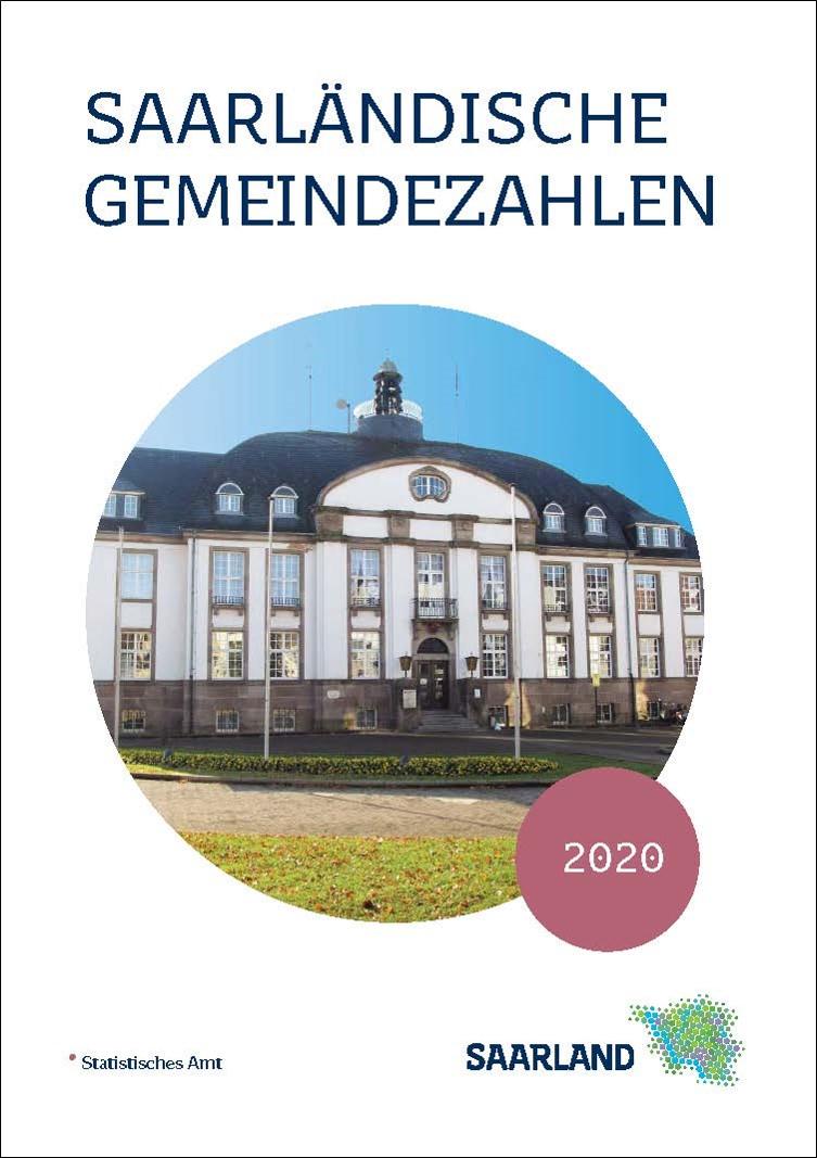 Cover Gemeindezahlen 2020
