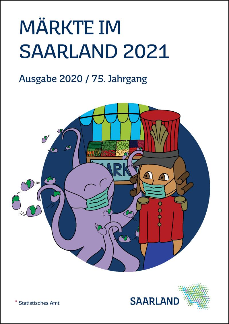 Cover Marktkalender 2021