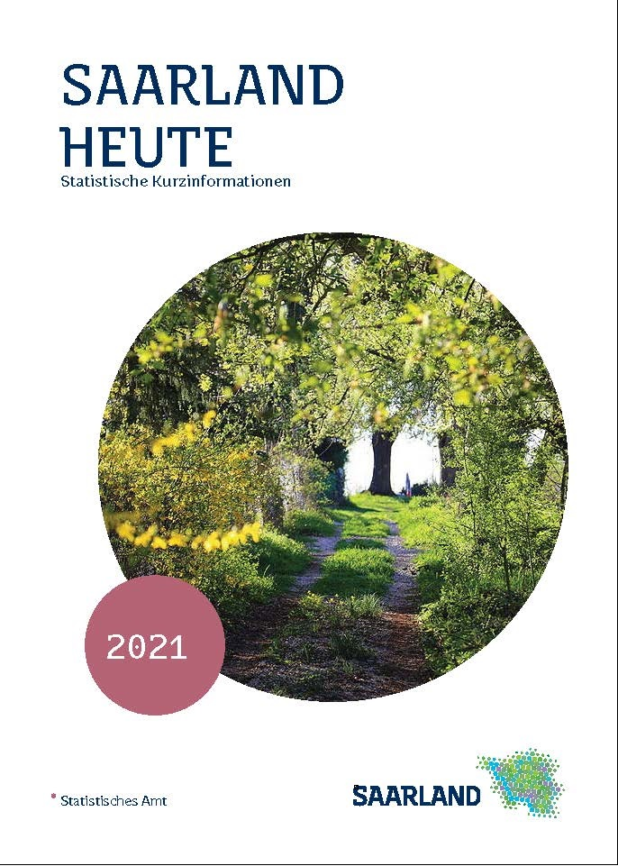 Cover Saarland heute 2021