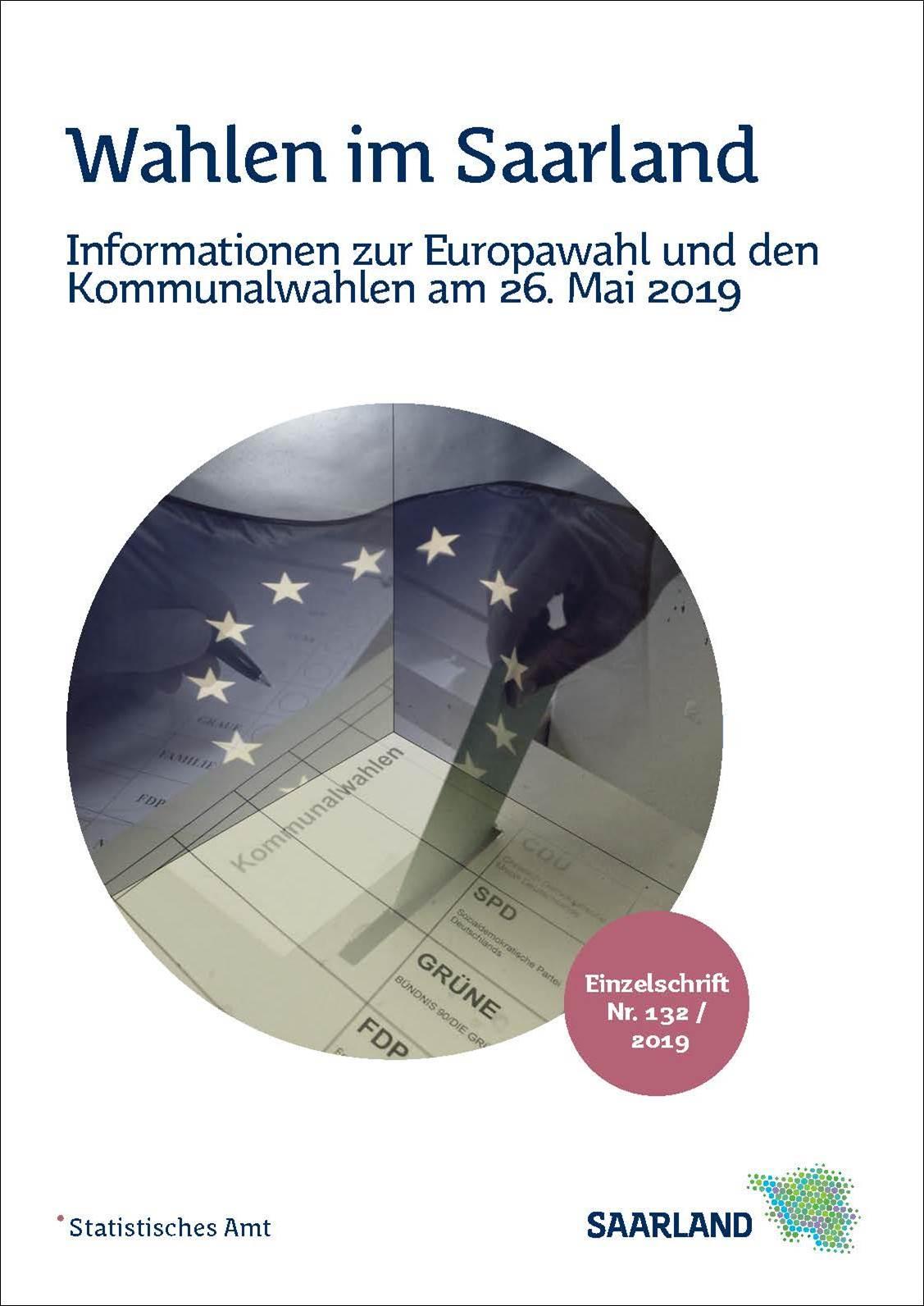 Cover Informationen zu den Wahlen 2019