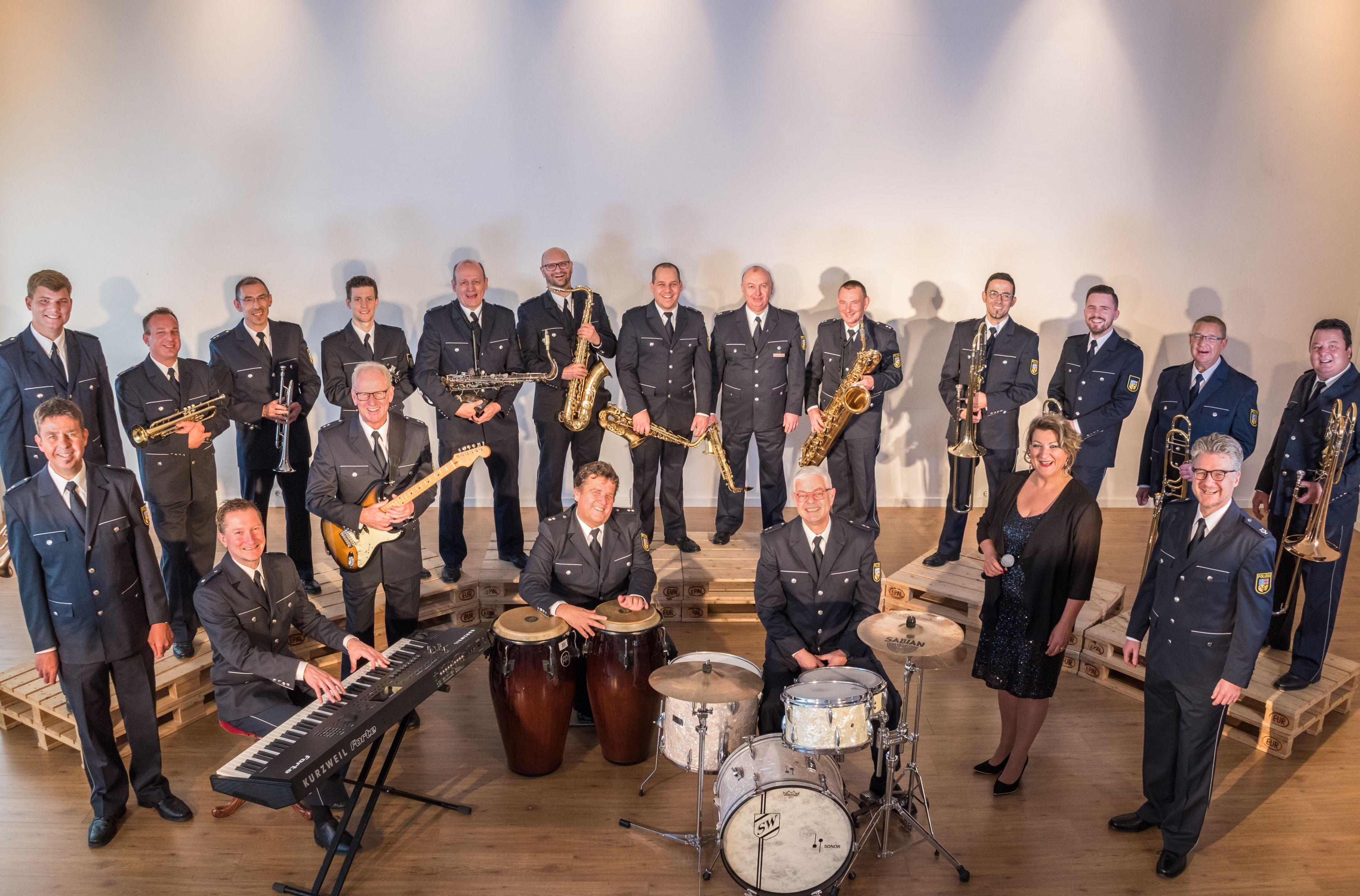 Big Band der Polizei des Saarlandes